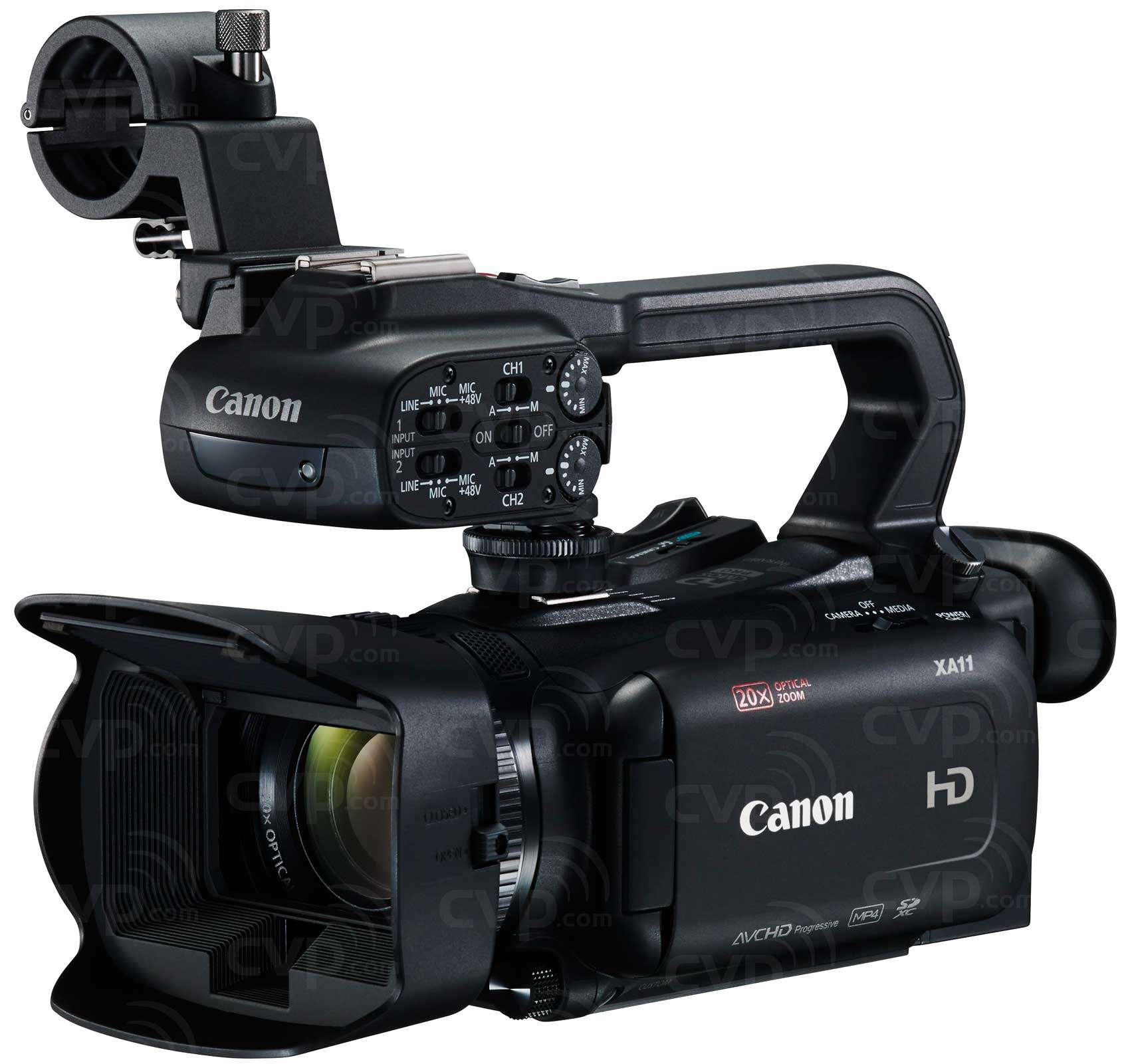 buy canon xa11 compact full hd camcorder with 20x optical zoom p n 2218c005aa. Black Bedroom Furniture Sets. Home Design Ideas