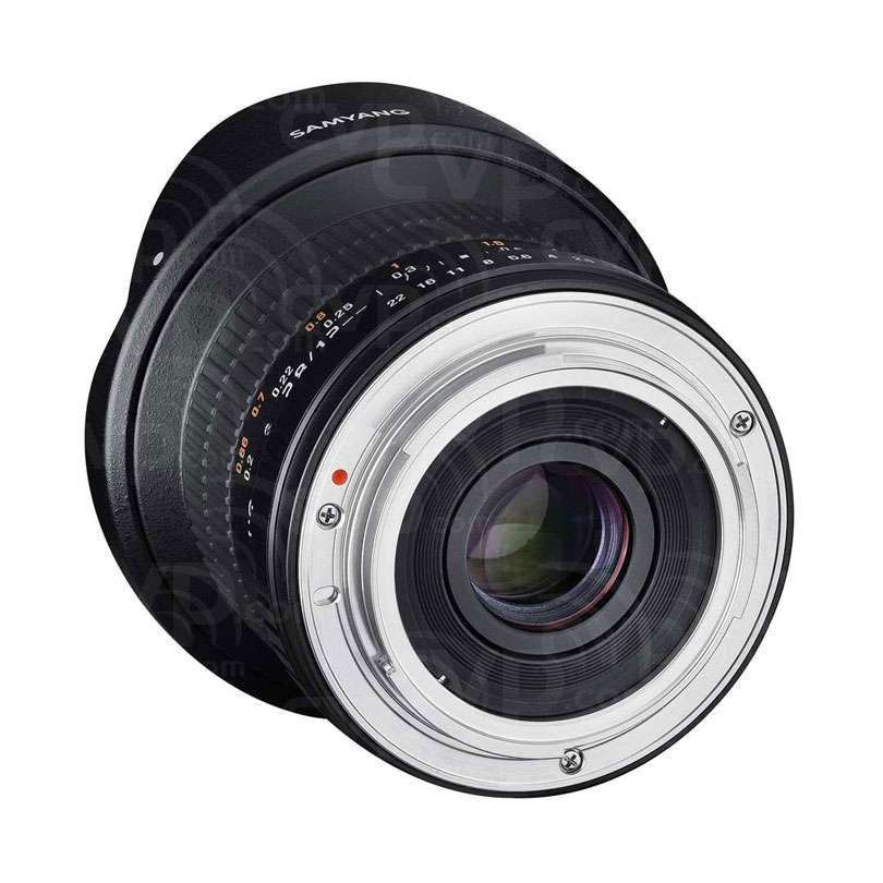 Elbplanke Ä Tännsch N Please: Samyang 12mm F2.8 ED AS NCS Fisheye Lens