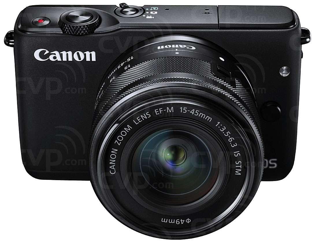 buy canon eos m10 ef m 18 5 megapixel digital camera. Black Bedroom Furniture Sets. Home Design Ideas