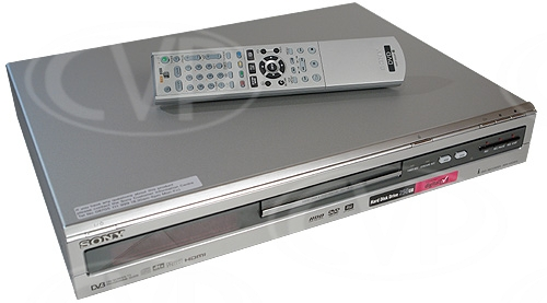 buy sony rdr hxd1065s rdrhxd1065s dvd recorder with 250gb hdd rh cvp com sony dvd player dvp-sr660p user manual sony dvd recorder rdr-hx780 user manual