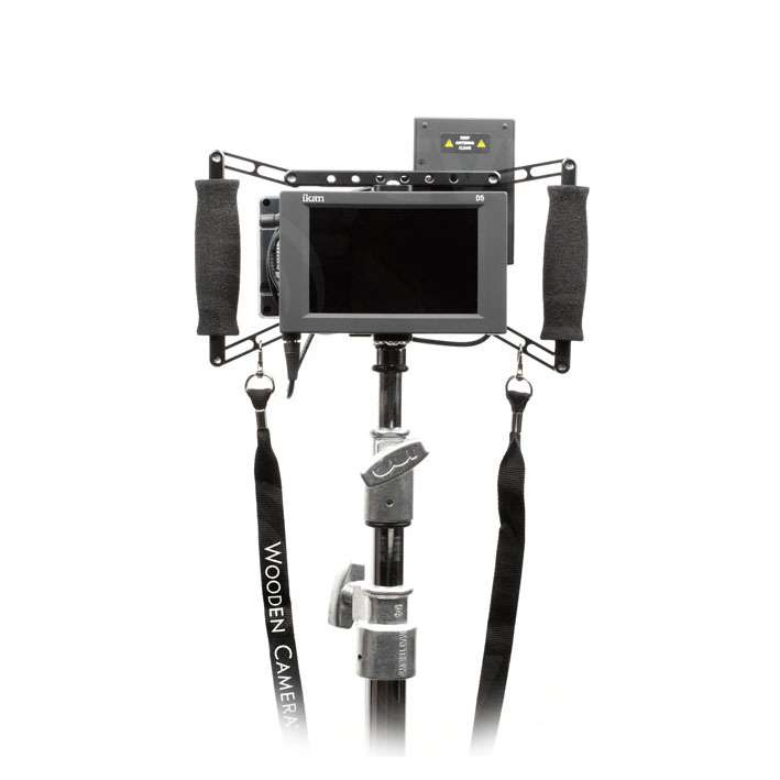 Buy - Wooden Camera (182600) Directors Monitor Cage with Foam Grips