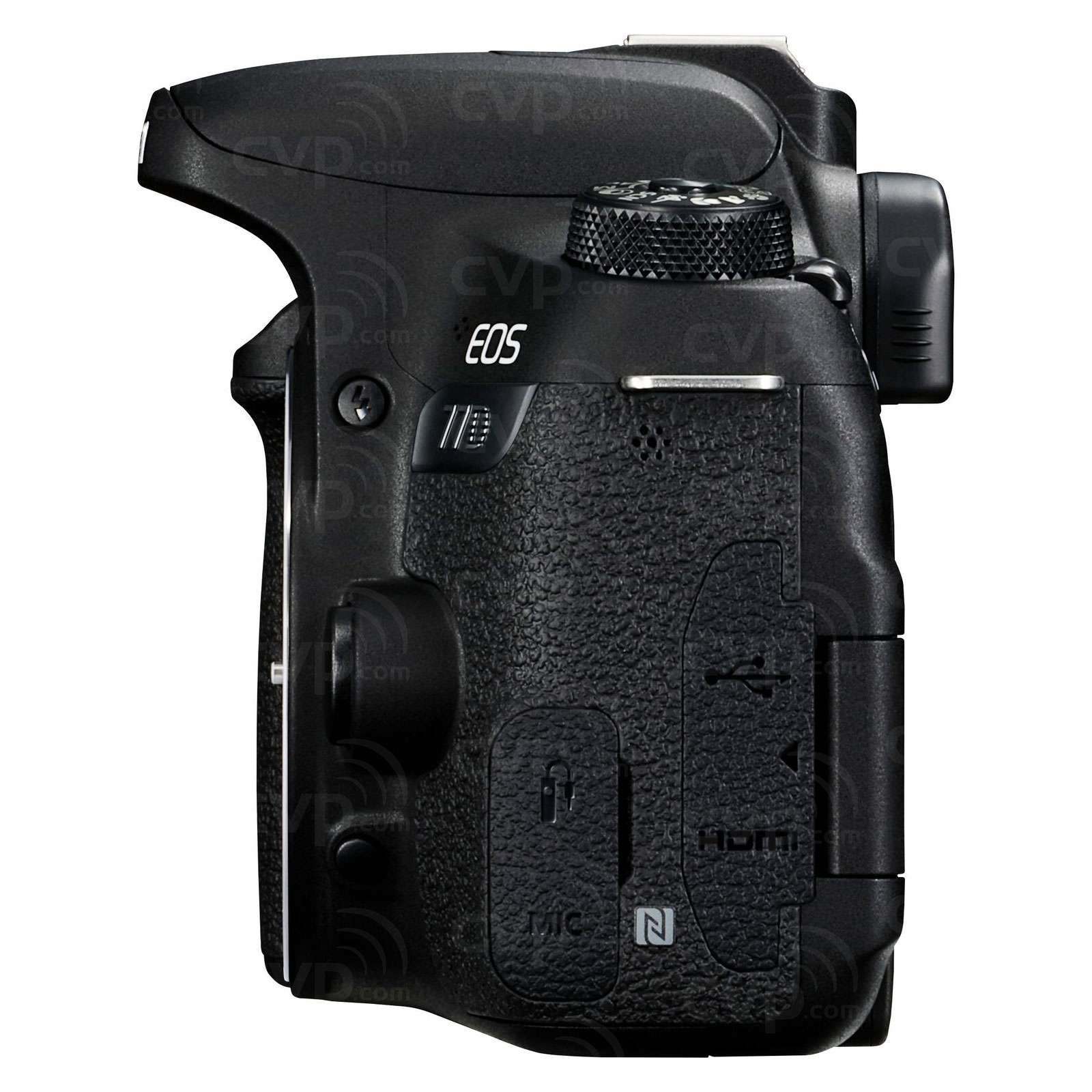Canon EOS 77D Body Only - Black (p/n 1892C019AA)