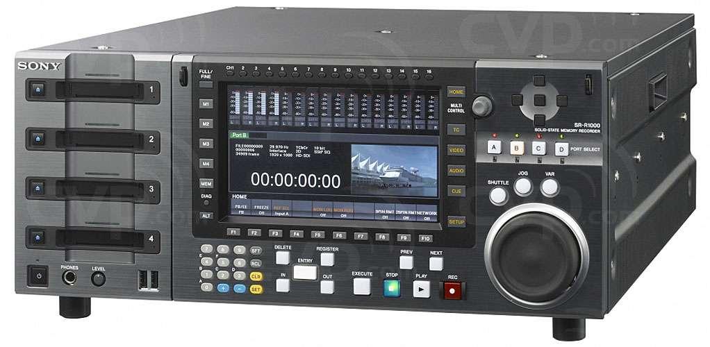 Sony SRMaster Storage Unit  sc 1 st  CVP.com & Sony SRMaster Storage Unit