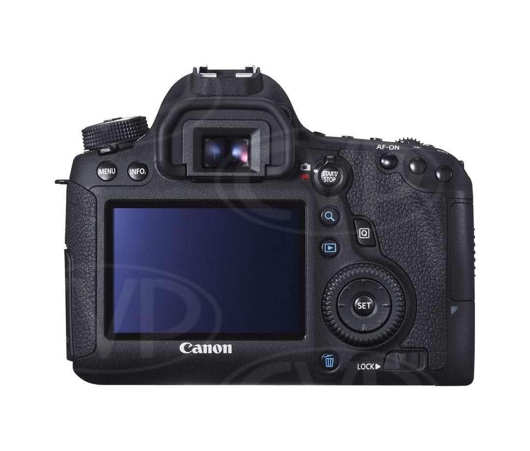 Canon EOS 6D 20.2 Megapixel digital SLR camera with CMOS