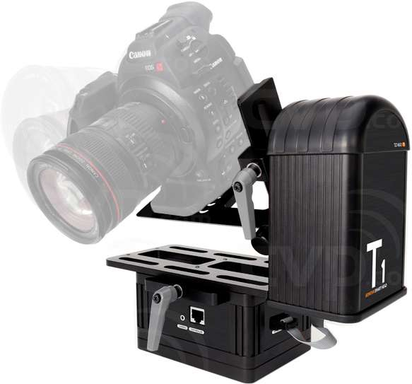 Buy konova m1 m 1 pan and tilt motorized 3 axis smart for Pan and tilt head motorized