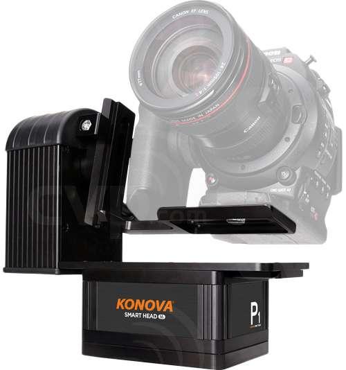 Buy konova m1 m 1 pan and tilt motorized 3 axis smart for Motorized video camera mount