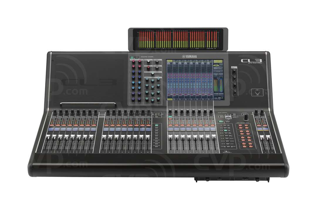 Buy yamaha cl3 cl 3 digital mixing console with 64 for Yamaha cl mixer