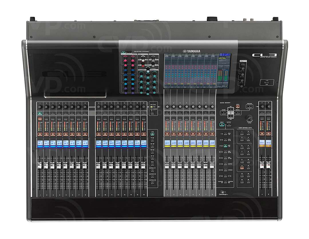 Buy yamaha cl3 cl 3 digital mixing console with 64 for Yamaha sound console