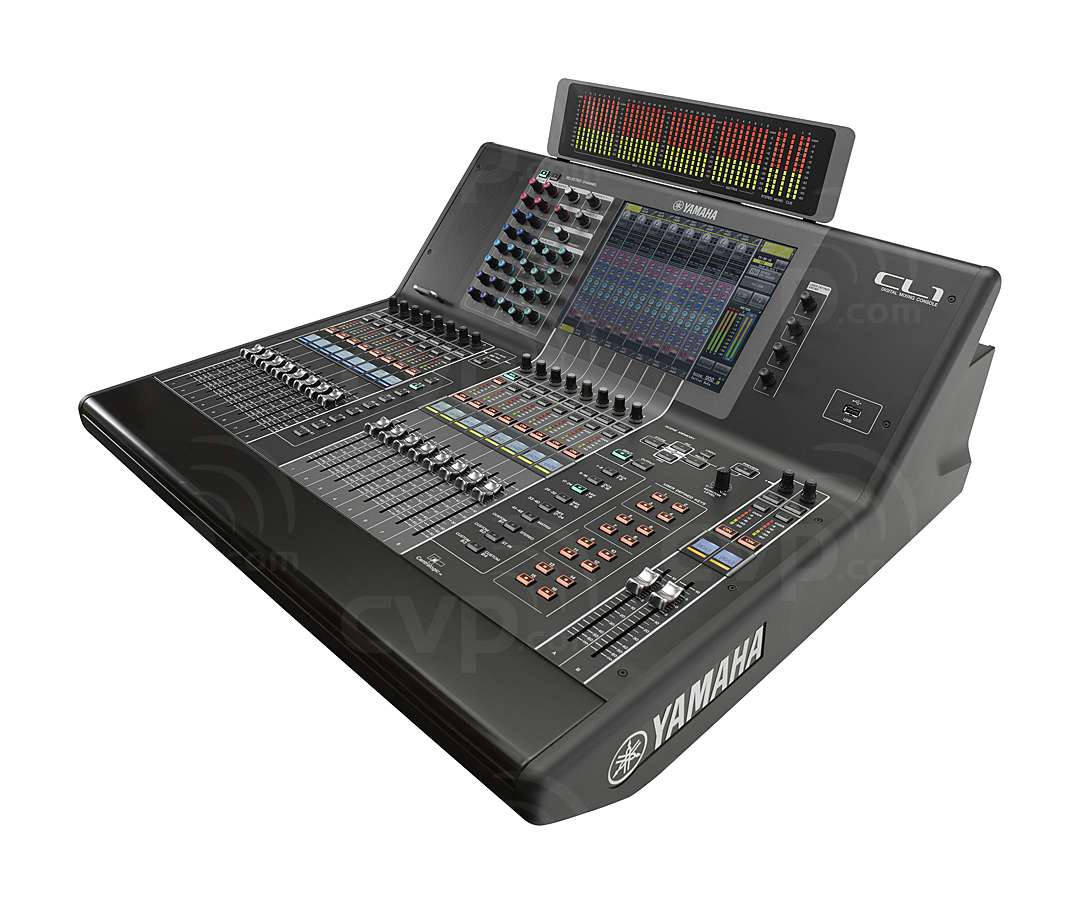 Buy yamaha cl1 cl 1 digital mixing console with 48 for Yamaha sound console
