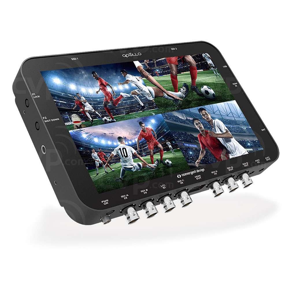 Buy convergent design cd apollo cdapollo apollo portable multicamera live switcher recorder - Porta cd design ...