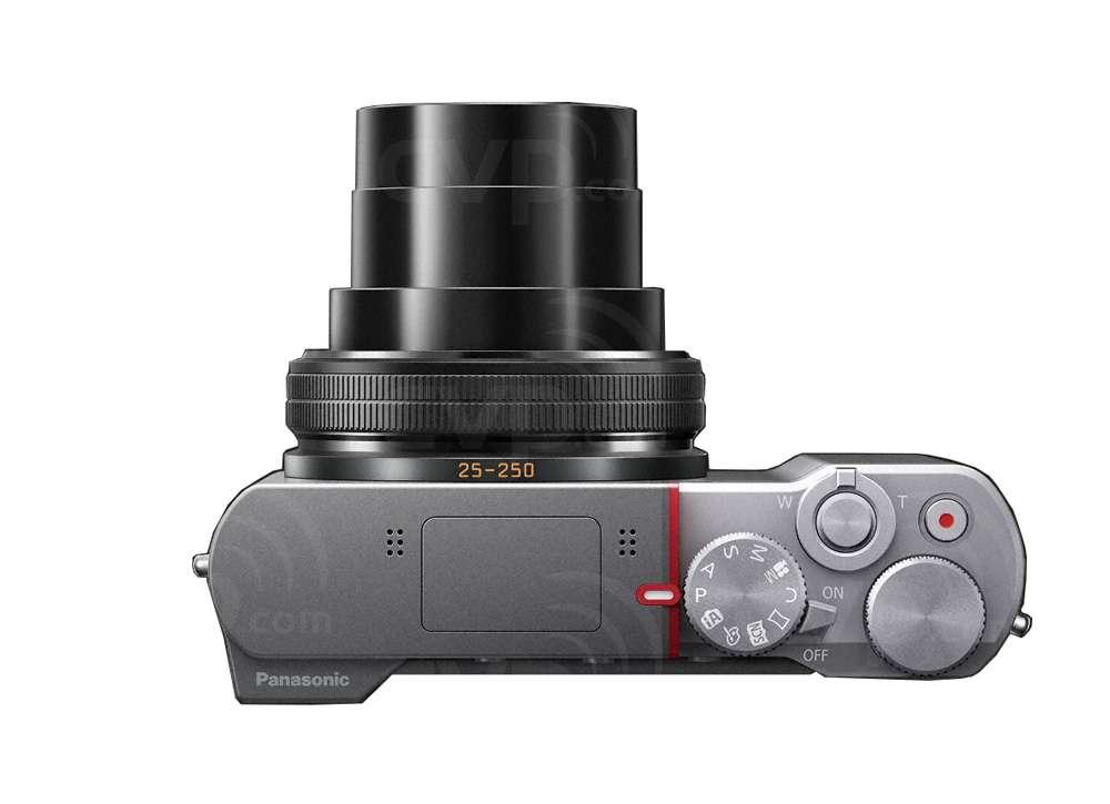 buy panasonic lumix dmc tz100 20 1mp digital camera with 10x optical zoom silver p n dmc. Black Bedroom Furniture Sets. Home Design Ideas