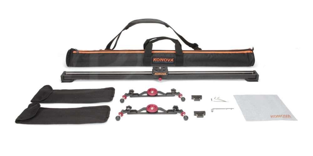 Buy - Konova K5 Slider Kit includes Adjustable Legs, Tools and Soft ...
