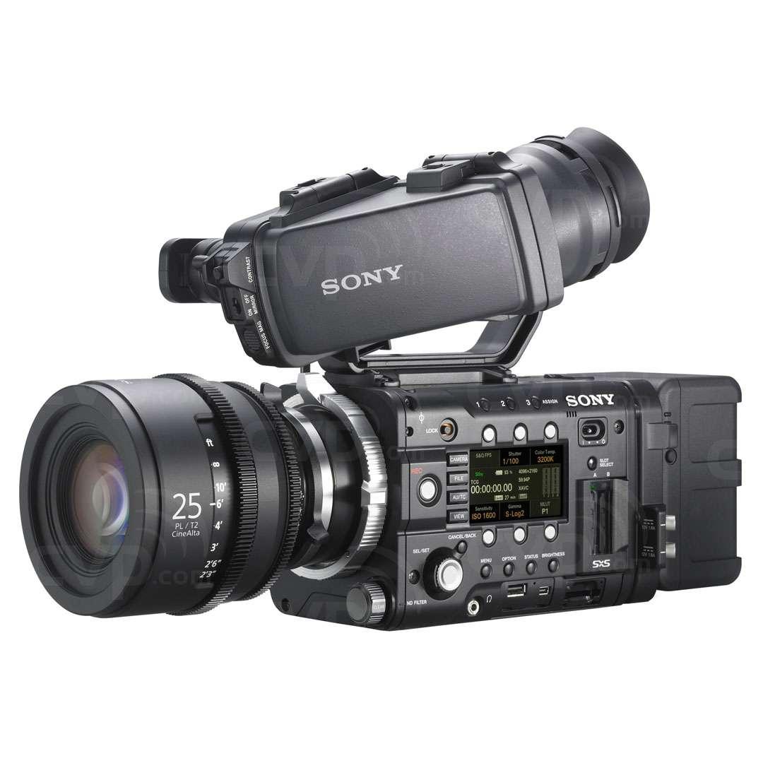 Sony PMW-F55 (PMWF55) Super 35mm Full HD 4K CMOS Sensor