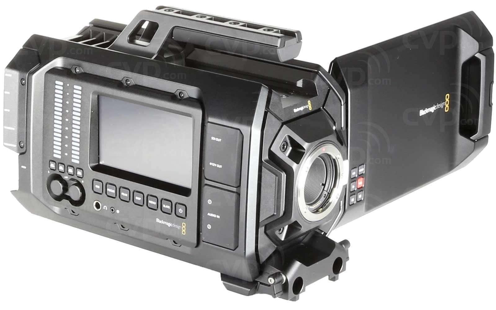 Buy - Ex-Demo Blackmagic URSA EF Mount 4K Camera with a Super 35 ...