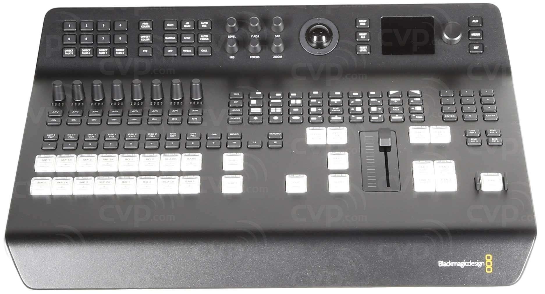 Blackmagic Design Atem Television Studio Hd When Are Thay Shipping