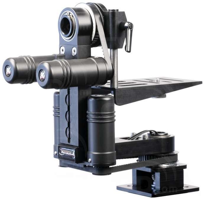 Buy kessler mc1032 mc 1032 rev 2 pan and tilt head for Pan and tilt head motorized