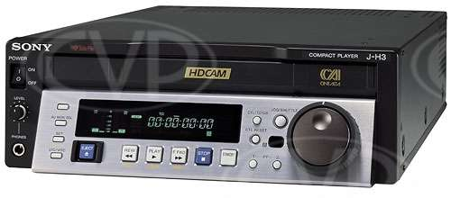 buy sony j h3 jh3 hdcam compact player with multiple interfaces rh cvp com DPX300U Manual Sony DVD Recorder User Manual