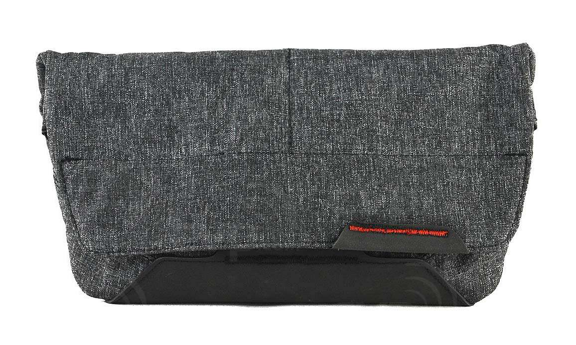 The Field Pouch - Charcoal