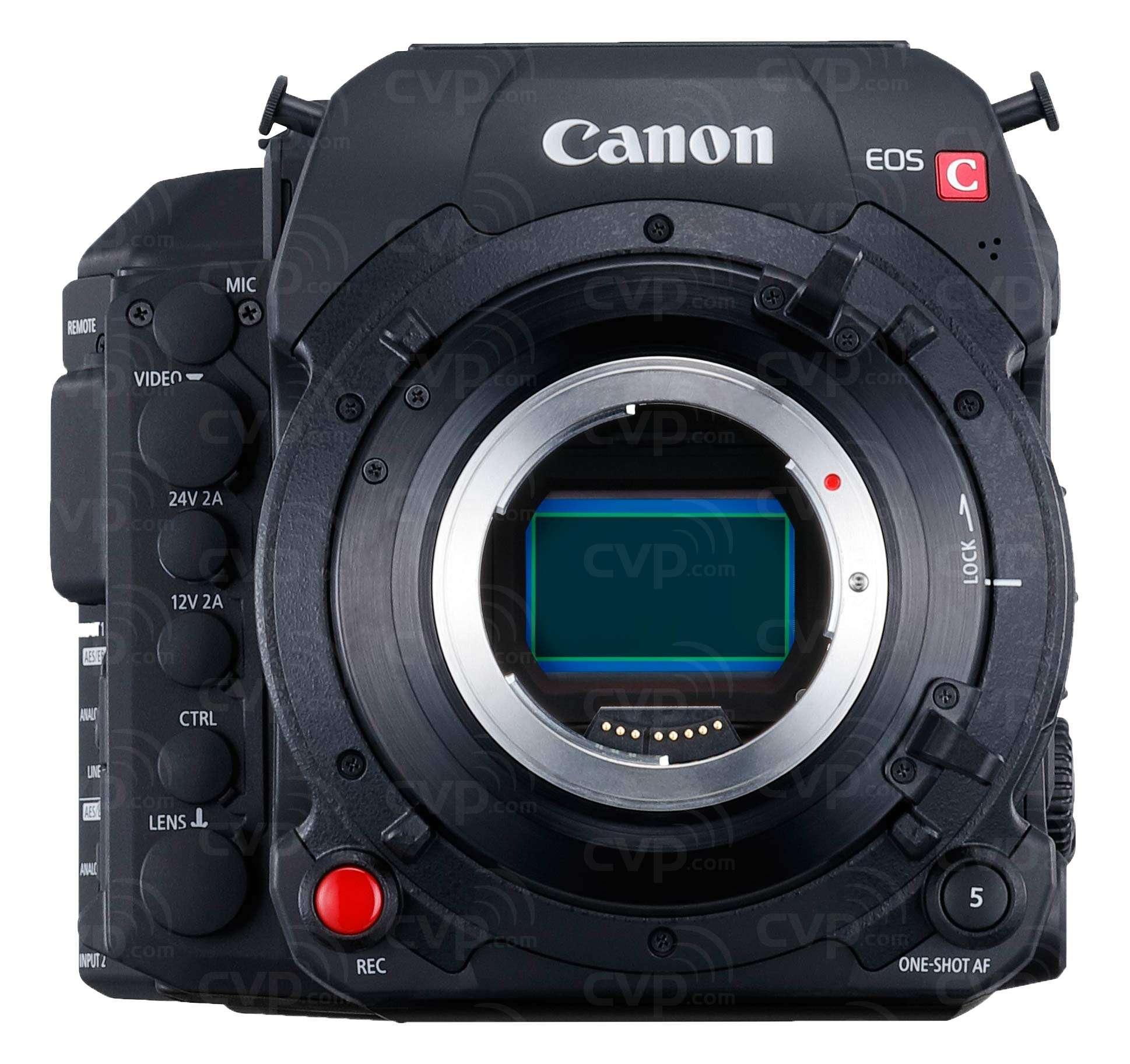 Buy - Canon EOS C700 FF EF Cinema Camera – Full Frame 5.9K Digital ...