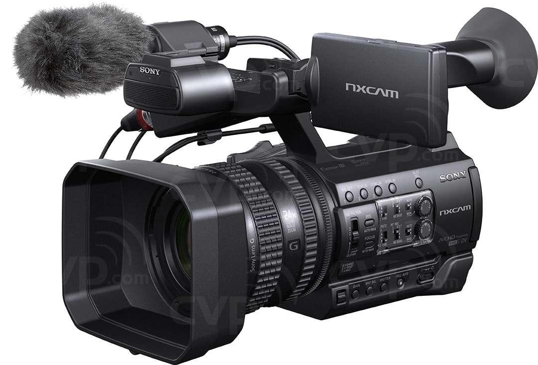 Sony Hxr Nx100 : buy sony hxr nx100 hxrnx100 nxcam camcorder with a 1 0 type exmor r cmos sensor and 48x zoom ~ Vivirlamusica.com Haus und Dekorationen