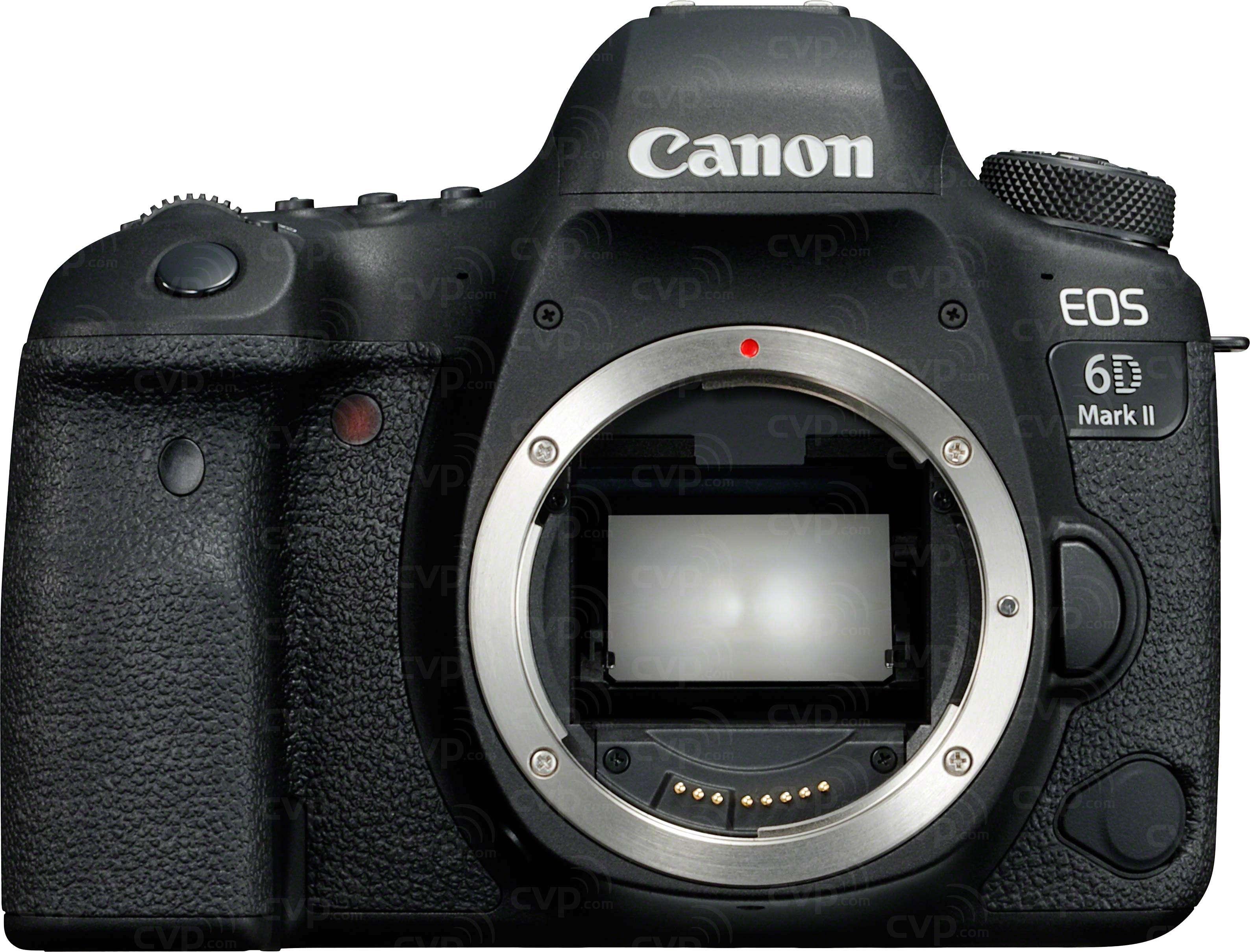 Buy - Canon EOS 6D Mark II 26.2 Megapixel Full Frame Digital SLR ...
