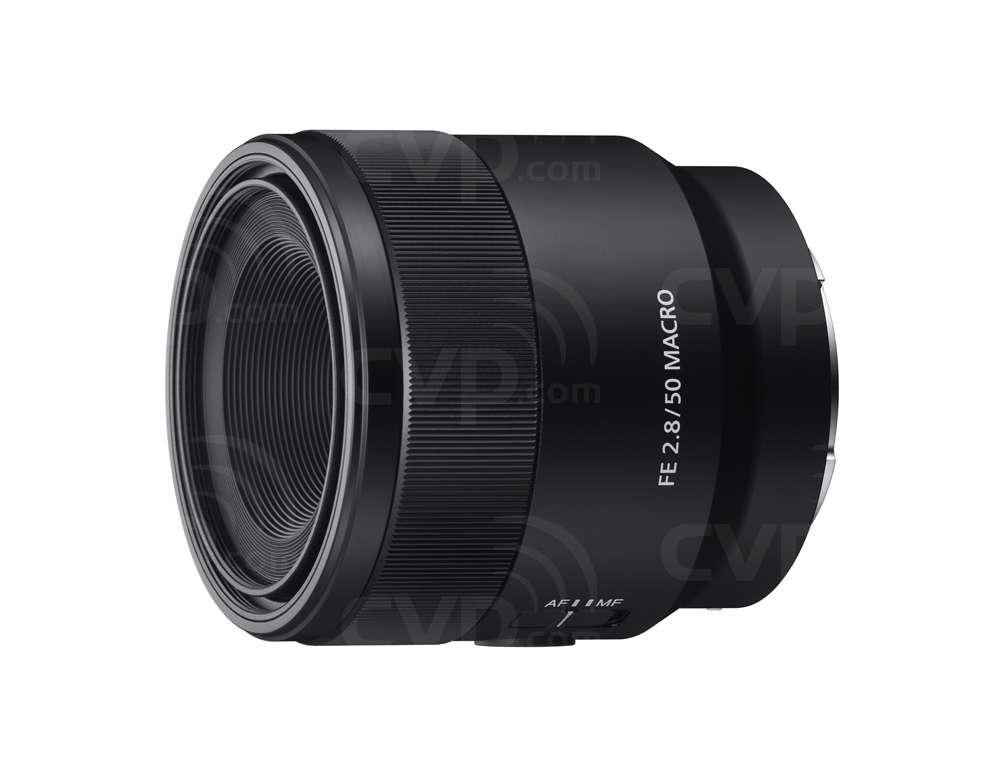 Buy - Sony Full-Frame 50mm Macro f2.8 Lens for E-Mount (SEL50M28.SYX)
