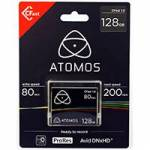 Atomos CFast (1.0) 128GB Media Card for the Ninja Star Monitor/Recorder (AO-ATOMCFT128)