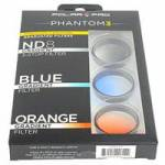 Polar Pro PP3PPH3 (PP3-PPH3) Graduated Filter Set for the DJI Phantom 4 / Phantom 3
