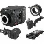 Panasonic Varicam LT Camera Kit Bundle with Camera Body, OLED Viewfinder, Shoulder Mount, Grip and PL Mount
