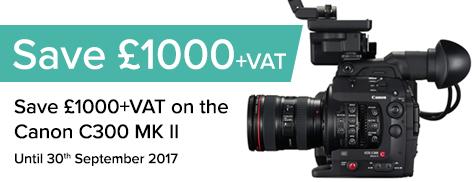 C300 Mark II Rebate