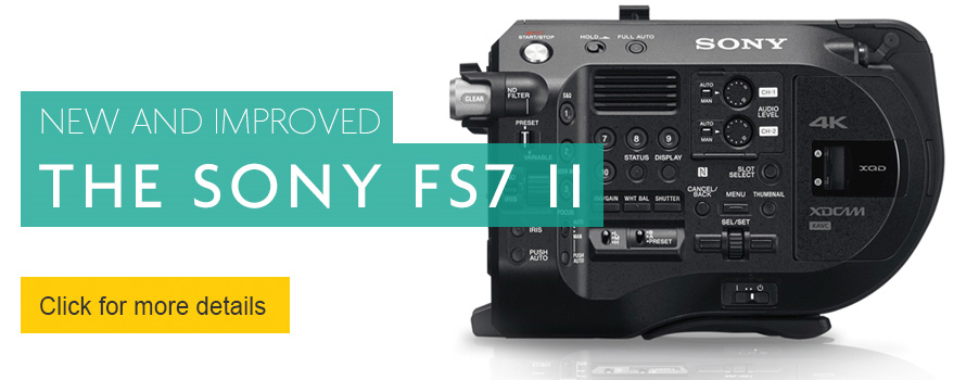 PXW-FS7 II