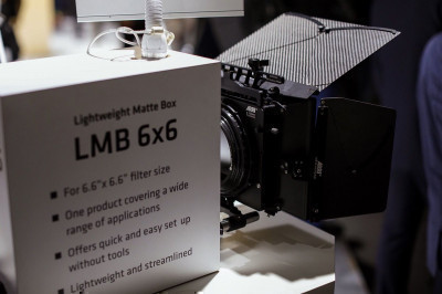 The new ARRI LMB 6x6's awesome modularity makes it easy to use for a range of productions!
