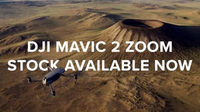 DJI Mavic 2 Zoom UK Stock Available Now! -