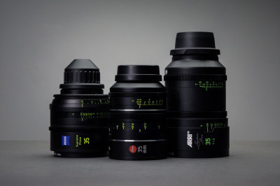 Three of our favourite 35mm lenses! Which would you choose?