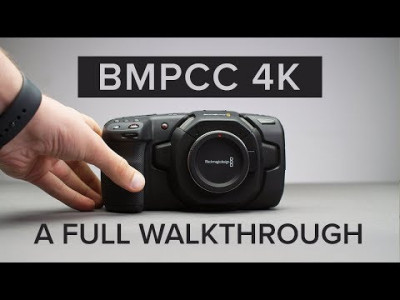 Blackmagic Pocket Cinema Camera 4K  Physical Menu  Feature Walkthrough We take a look through the new Blackmagic Pocket Cinema Camera 4K features both physical & software. Stay tuned for our ...