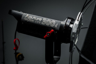 We use Aputure 120 & 300D's in our studio, they are incredibly versatile and produce some great light!!