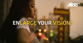 ARRI Large Format Open Week Come and discover new creative possibilities for your next project!
