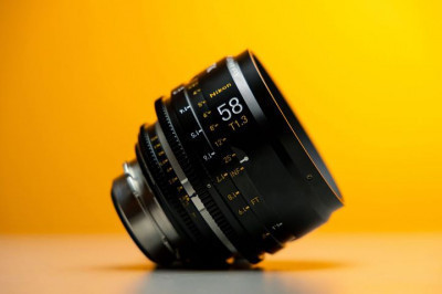 We have the T M Camera Solutions Zero Optik rehoused Nikon Noct-NIKKOR 58mm f/1.2 in-house at the moment for testing! ...