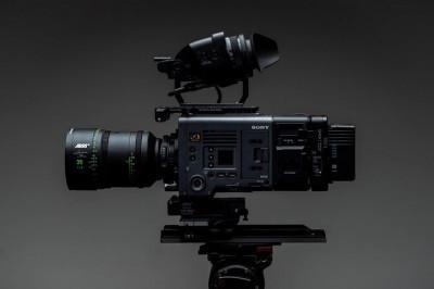 Our Sony VENICE, Kippertie's LPL Mount & ARRI's 35mm T1.8 Signature Prime!