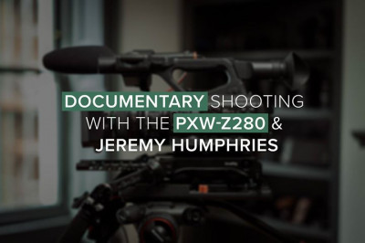 Would you like to get your hands on the new Sony PXW-Z280 camera? Join Jeremy Humphries at CVP Newman Street ...