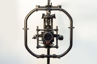 One of the many gimbal setups we have in our new office in Newman Street!