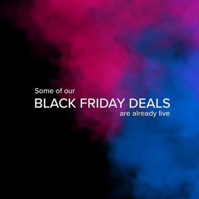 Some of our #BlackFriday deals are now live on our website. Hundreds more will be added on Friday. Shop the ...