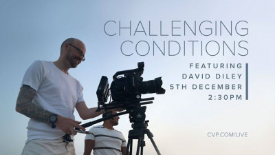 Make sure to tune in on Wednesday 5th December at 2.30pm for our next live stream, Challenging Conditions with David ...