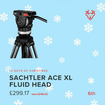 Deal 6 of our 12 days of Christmas. Grab it while stock lasts! -