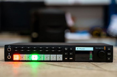 Our current Blackmagic ATEM Television Studio HD Bundle is a whole of bang for the buck!! Check it out here ...